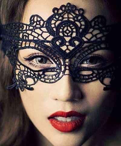 Dantel Göz Maskesi