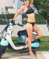 örgü bikini takımı