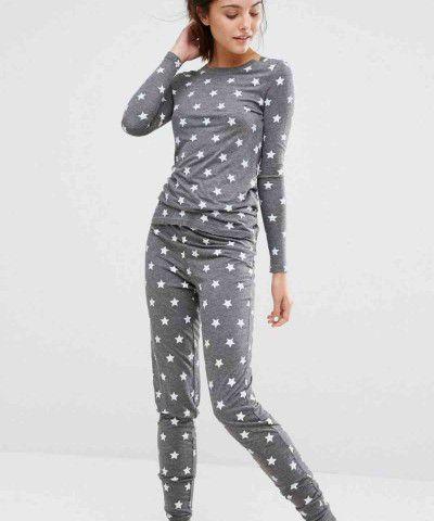 pijama takımı gri