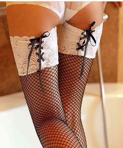 seksi jartiyer çorabı
