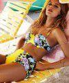 renkli bikini takımı